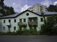 Perm, Golev st, house 19. Apartment house