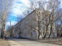 Пермь, улица Голева, дом 10. общежитие КГАУ Управление общежитиями Пермского края