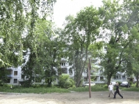 Perm, Mekhanoshin st, house 4. Apartment house
