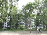Пермь, улица Механошина, дом 4. многоквартирный дом