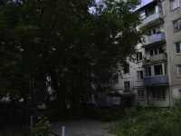 Perm, Mekhanoshin st, house 6. Apartment house