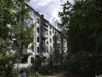 Perm, Mekhanoshin st, house 10. Apartment house