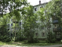 Perm, Mekhanoshin st, house 12. Apartment house