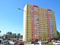 Пермь, улица Механошина, дом 17. многоквартирный дом