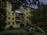 Perm, Milchakov st, house 4. Apartment house