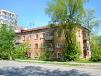 Perm, Milchakov st, house 15. Apartment house