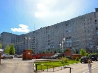 彼尔姆市, Milchakov st, 房屋 19. 公寓楼