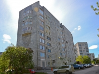 Perm, Milchakov st, house 19. Apartment house