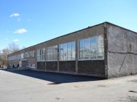 Perm, school №72, Milchakov st, house 22