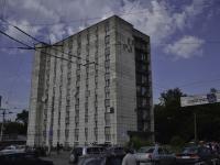 Perm, Popov st, house 58. hostel