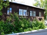 Пермь, улица Попова, дом 55А. многоквартирный дом