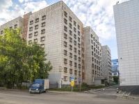 Perm, hostel ПГМА, №8, Popov st, house 18А