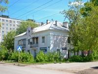 Пермь, улица Связистов, дом 17. многоквартирный дом