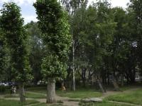 Пермь, улица Связистов, дом 18. многоквартирный дом