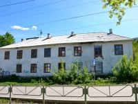 Perm, Svyazistov st, house 19. Apartment house