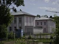 Пермь, школа №72, улица Связистов, дом 22