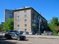 Пермь, улица Связистов, дом 26. многоквартирный дом