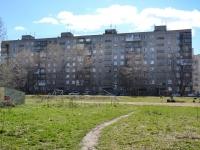 Пермь, улица Связистов, дом 4. многоквартирный дом