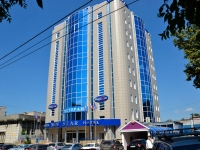 "Perm, hotel ""New Star"", Gazeta Zvezda st, house 38Б"