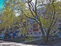 Пермь, улица Крисанова, дом 14. многоквартирный дом