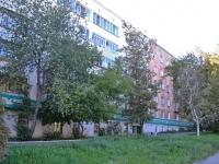 Пермь, улица Крисанова, дом 7. многоквартирный дом
