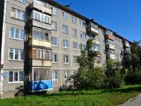 Пермь, улица Крисанова, дом 8. многоквартирный дом