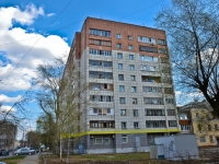Perm, Monastyrskaya st, house 101. Apartment house