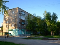 Perm, Monastyrskaya st, house 152. Apartment house