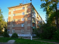 Perm, Monastyrskaya st, house 157. Apartment house