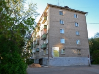 彼尔姆市, Monastyrskaya st, 房屋 161. 公寓楼
