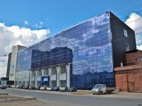Perm, Okulov st, house 75 к.8. office building
