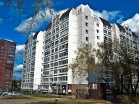 Пермь, улица Кронштадтская, дом 4. многоквартирный дом