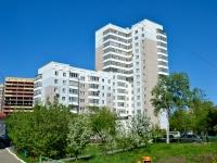 Пермь, улица Кронштадтская, дом 12. многоквартирный дом