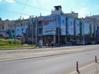 """Пермь, улица Пермская, дом 7. торговый центр """"Разгуляй"""""""