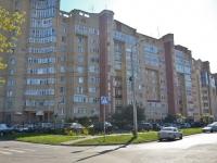 Пермь, улица Пермская, дом 8. многоквартирный дом