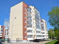Perm, Gornyakov st, house 6. Apartment house