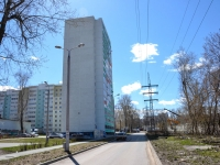 Perm, Kislovodskaya st, house 15. Apartment house