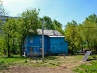 Perm, Ovchinnikov st, house 26. Apartment house