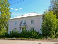 Perm, Ovchinnikov st, house 28. Apartment house