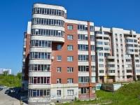 彼尔姆市, Uinskaya st, 房屋 1А. 公寓楼