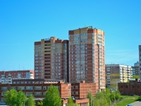 Perm, Uinskaya st, house 3А. Apartment house