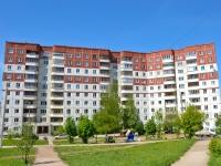 Пермь, улица Уинская, дом 4А. многоквартирный дом