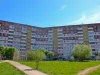 彼尔姆市, Uinskaya st, 房屋 4. 公寓楼