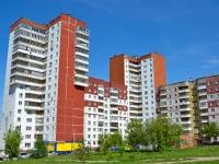 Perm, Uinskaya st, house 4. Apartment house