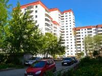Пермь, улица Уинская, дом 6. многоквартирный дом