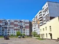 Пермь, улица Уинская, дом 7. многоквартирный дом