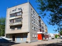 Пермь, улица Уинская, дом 40. многоквартирный дом