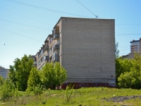 Perm, Uinskaya st, house 42. Apartment house