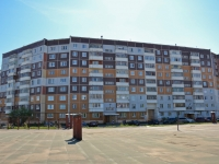 Perm, Yursha st, house 1. Apartment house
