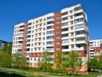 Пермь, улица Юрша, дом 3. многоквартирный дом